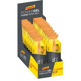 PowerBar PowerGel Hydro Box 24x67ml, Orange